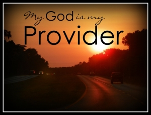 My God is my Provider